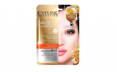 Masca de fata, Eveline Cosmetics, 24K