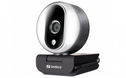 Camera Web Full HD Sandberg Streamer USB