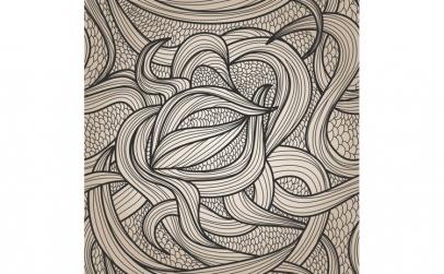 Tapet printat Abstract 026 1.35 x 2.5 m