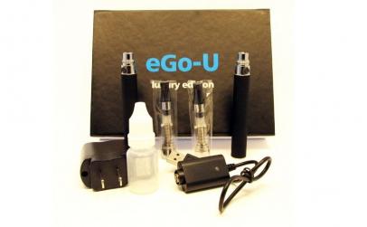 Kit eGo-U Deluxe 2 tigari electronice
