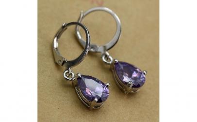 Cercei Glamour Purple