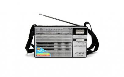 Set Radio Portabil AM/FM/SW1-8,