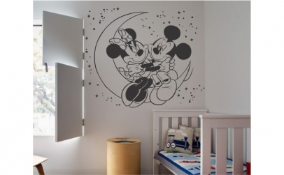 Minnie si Mickey 100x85cm