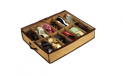 Set 4 x Organizator Pantofi Shoes Under