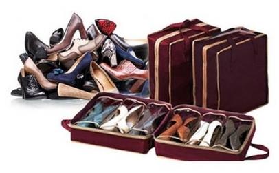 Pachet Promo Organizator portabil pantof