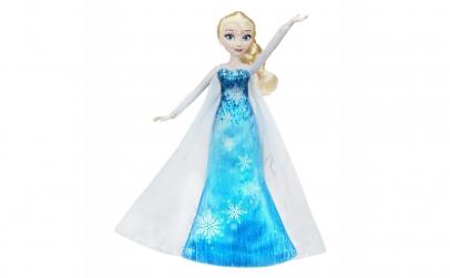 Papusa Elsa cu rochie muzicala