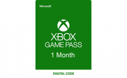 Abonament MICROSOFT XBOX GAME PASS 30