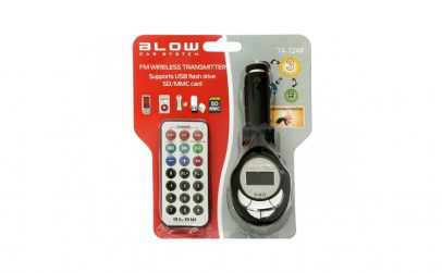 Modulator FM Blow Car System cu