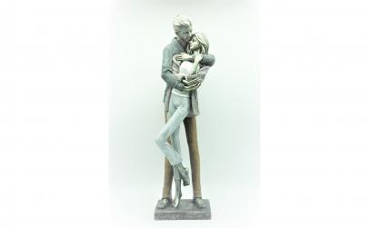 Statueta Malooki - Imbratisare