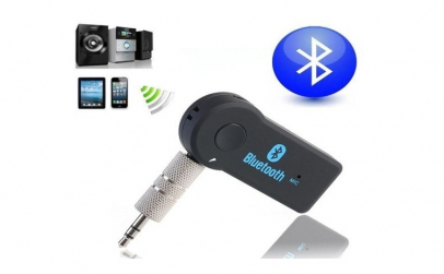 Receptor audio bluetooth cu jack