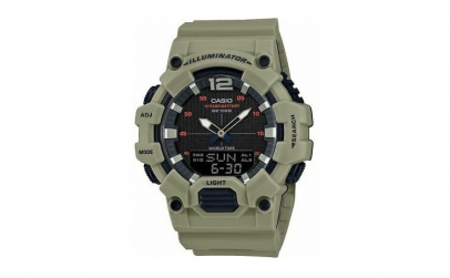 Ceas Barbati CASIO ILLUMINATOR WORLD