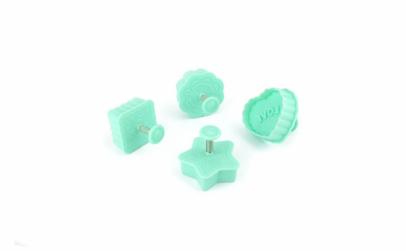 Set 4 forme pentru biscuiti