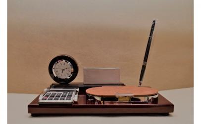 Set birou lux accesorizat