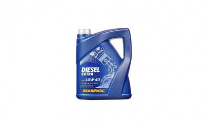 Ulei motor Mannol diesel extra 10w-40- 5
