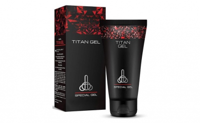 Titan gel premium 50 ml 1+1
