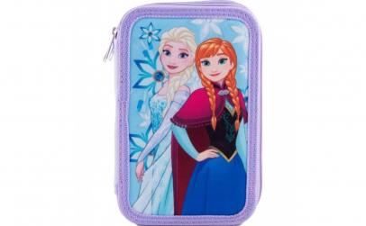 Penar Disney Frozen echipat, 3 fermoare
