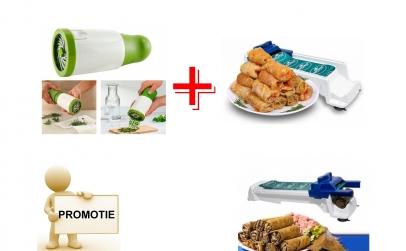 Aparat sarmale + Tocator condimente