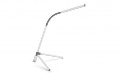Lampa de masa Philips Geometry, alb