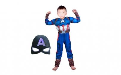 Costum Captain America Avengers Endgame