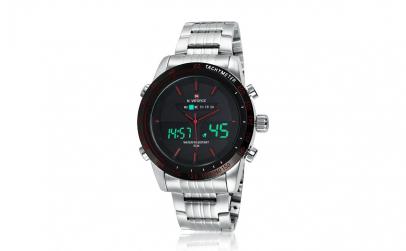 Ceas Luxury Naviforce 9024 Dual Time Sub