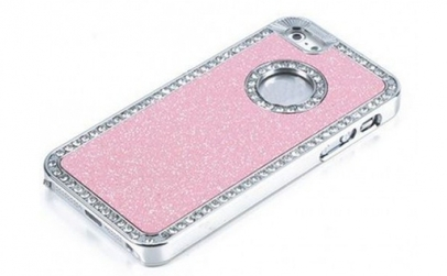 Husa iPhone 5 Glamour Crystals