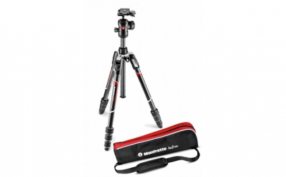 Manfrotto Befree Travel trepied din