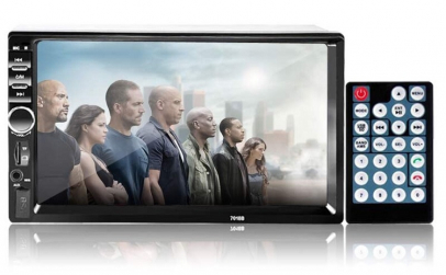 DVD Player Auto 2DIN