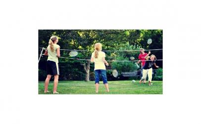 Fluturasi pentru badminton, 6buc