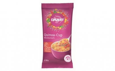 Quinoa cup mexican style bio 65g