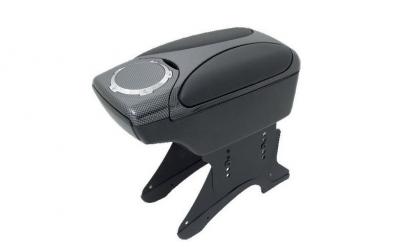 Consola (cotiera) centrala negru 8661