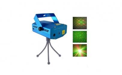 Proiector Laser, lumini disco