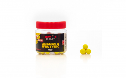 Pop-up ananas & n'butyric 8mm 15g