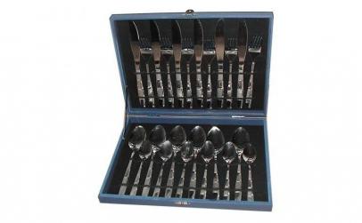 Set 24 tacamuri din inox