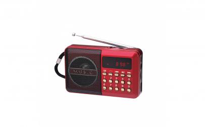 Radio FM portabil JOC H011U