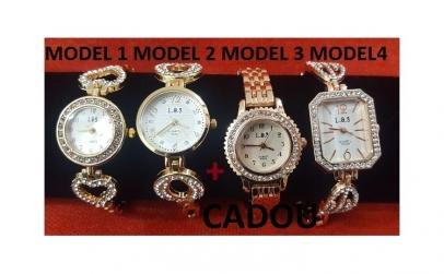 Ceas de dama, diverse modele
