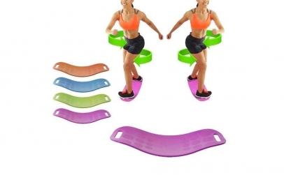 Placa de fitness Twist Board