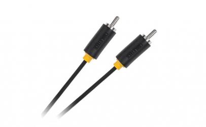 Cablu 1xRCA tata - 1xRCA tata, 1m,