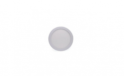 Panou LED forma rotunda, 6 w, lumina