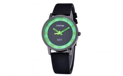 Ceas dama FeiFan BSL928 - verde