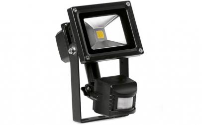 Proiector LED cu senzor miscare 20W.