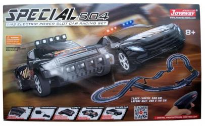 Set de joaca Cars Superior 504 1:43 -