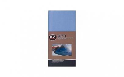 Laveta geam albastra 40x40 cm, 40x40 cm