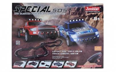 Set de joaca Cars Superior 505 1:43 -