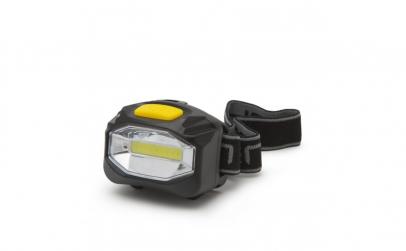 Lampa de cap cu COB LED