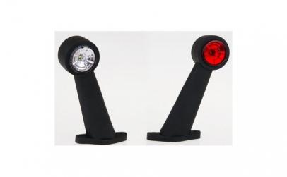 Lampa gabarit cu brat oblic 175-LED Fris