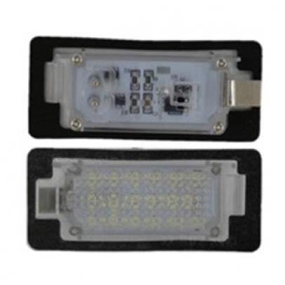 Set Lampi LED numar  BMW X5 E70 E72 F15