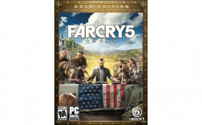Joc Far Cry 5 Gold Edition Uplay Key