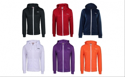 Hanorac dama Lee Cooper Full Zip