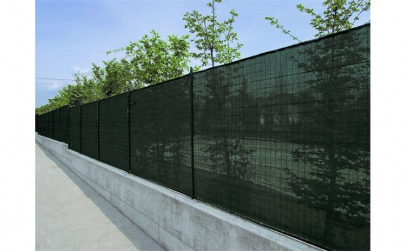 Plasa verde pentru gard 2 x 10 M