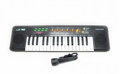 Mini Orga cu microfon functional